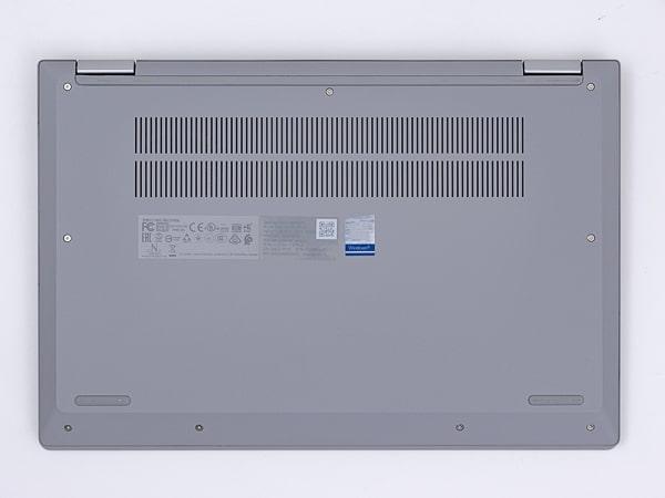 IdeaPad Flex 550 (14) 底面
