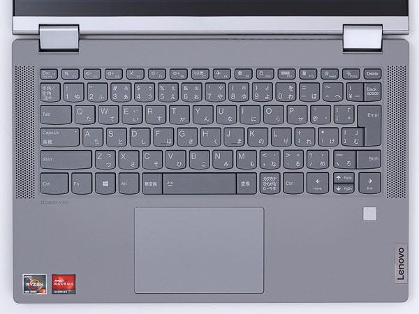 IdeaPad Flex 550 (14) キーボード
