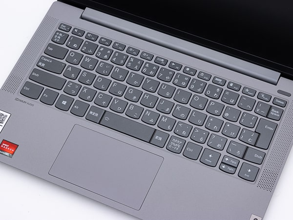 IdeaPad Slim 550 (14) パームレスト