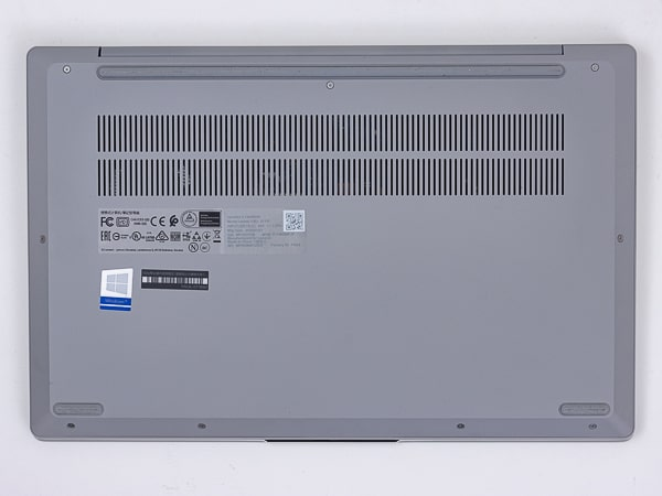 IdeaPad Slim 550 (14) 底面