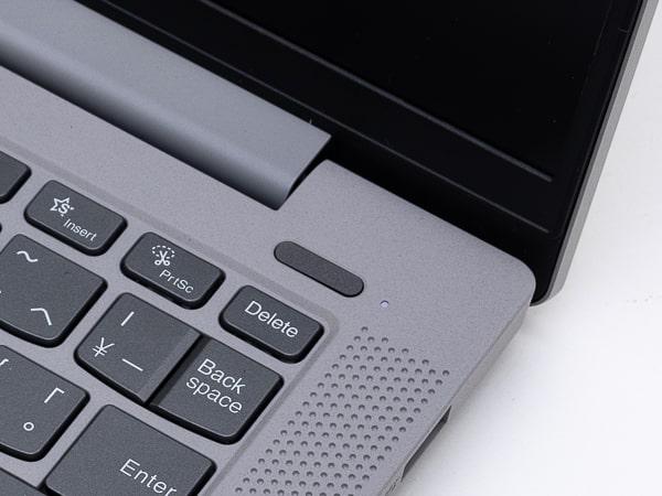 IdeaPad Slim 550 (14) 指紋センサー