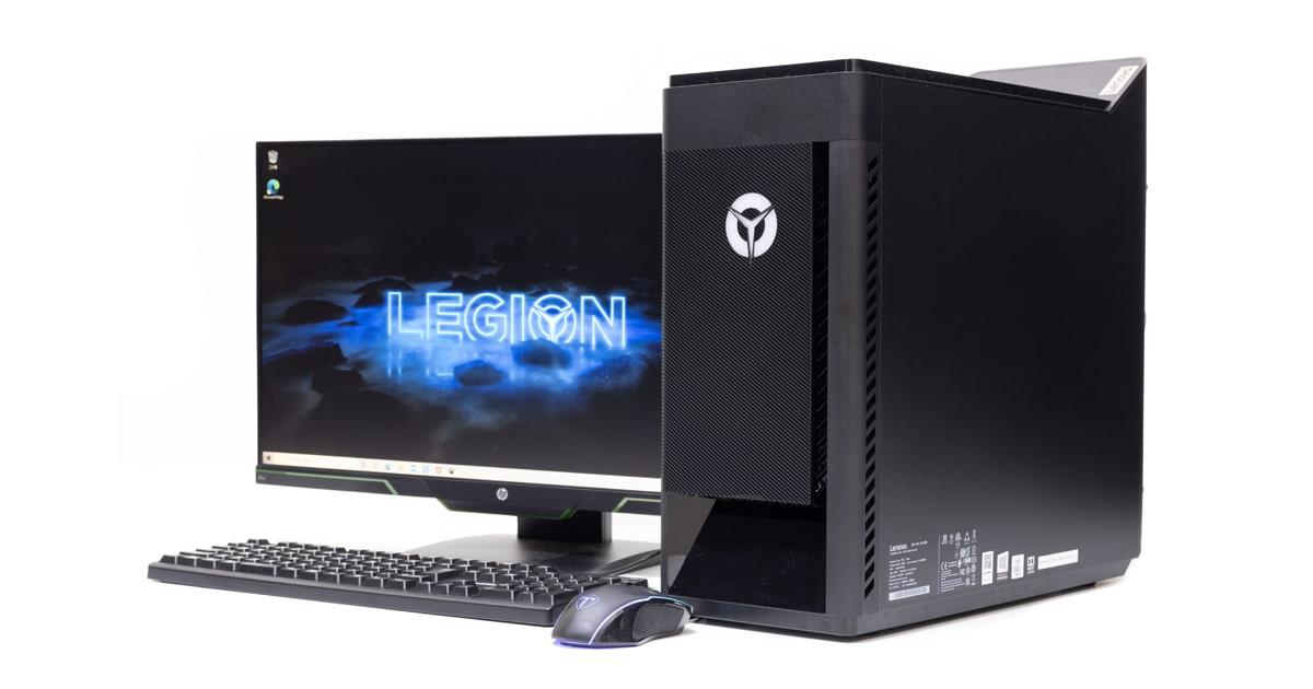 レノボ Legion T550i レビュー