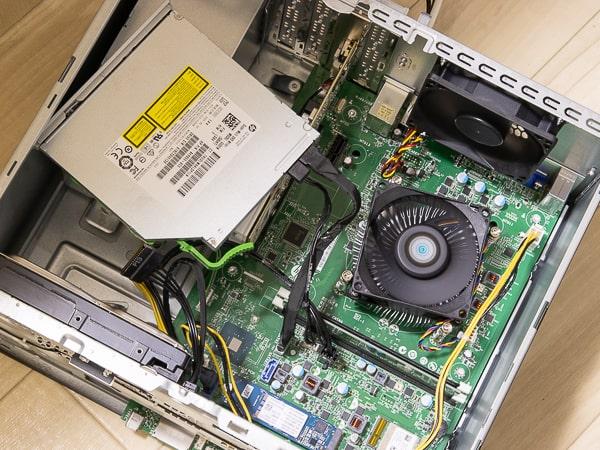 HP Pavilion Desktop TP01 光学ドライブ