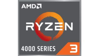 Ryzen 3 4300Uのベンチマーク (性能テスト) 結果