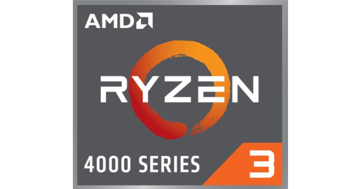 第3世代Ryzenモバイル4000シリーズ Ryzen 3