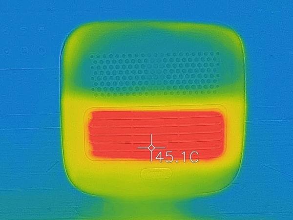 BenQ GS2 熱