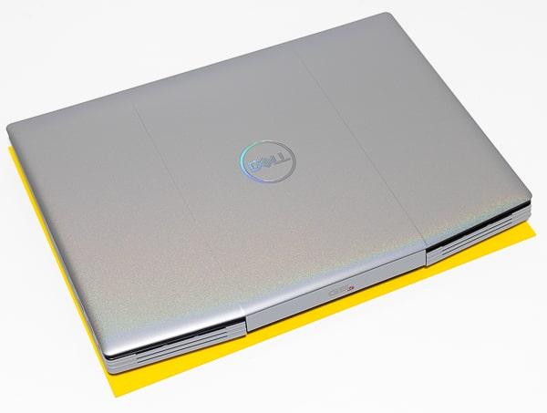 Dell G5 15 (5505) 大きさ
