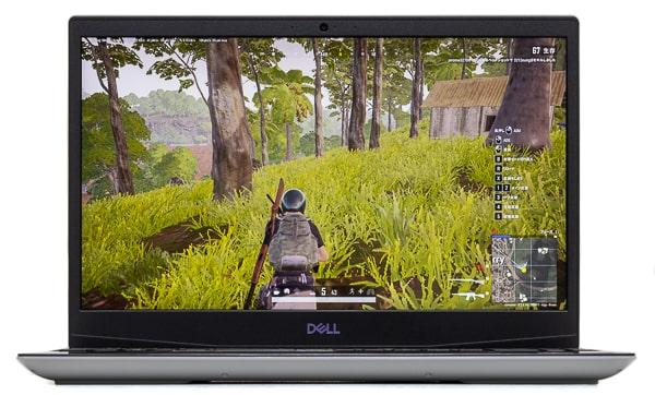 Dell G5 15 (5505) リフレッシュレート
