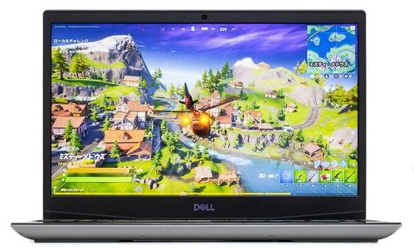 Dell G5 15 (5505) グラフィックス