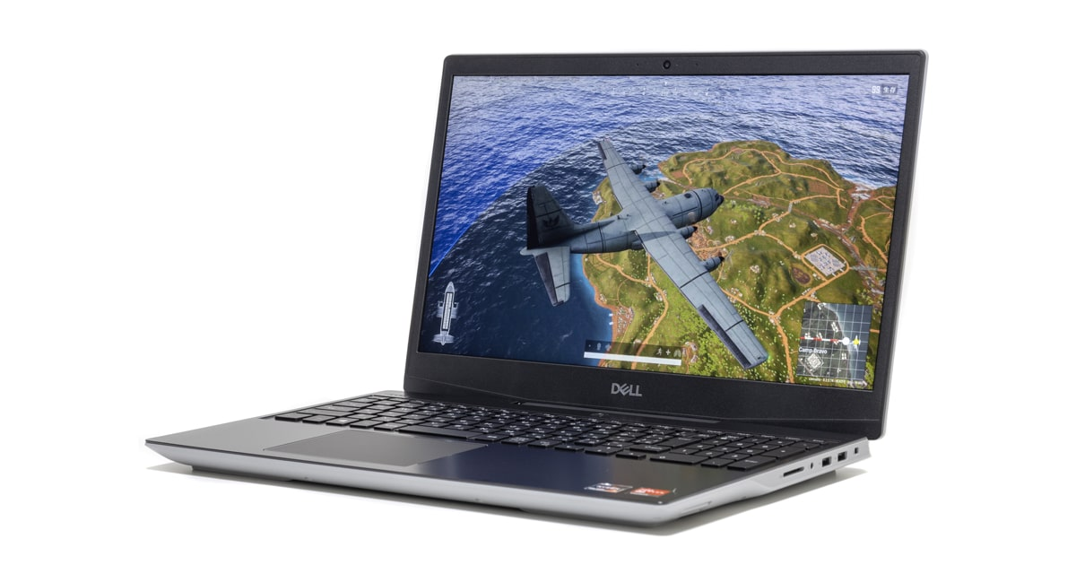 Dell G5 15 (5505) レビュー