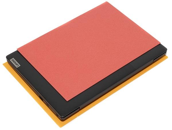 IdeaPad Slim 350i Chromebook サイズ