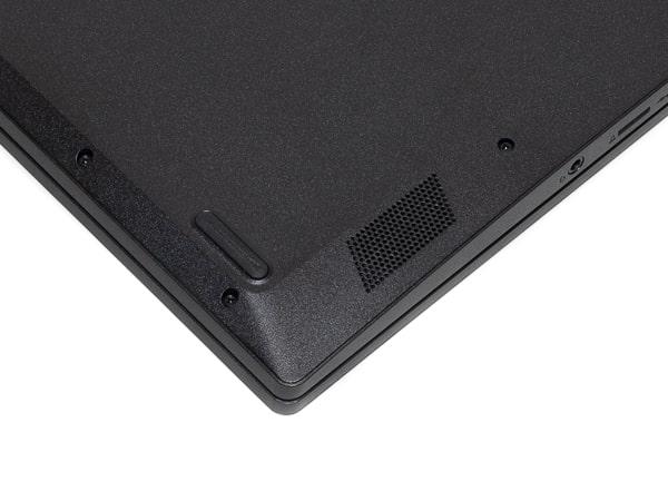 IdeaPad Slim 350i Chromebook スピーカー