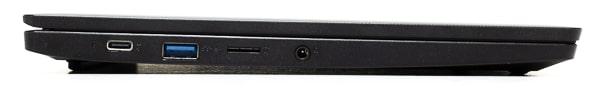 IdeaPad Slim 350i Chromebook 左側面