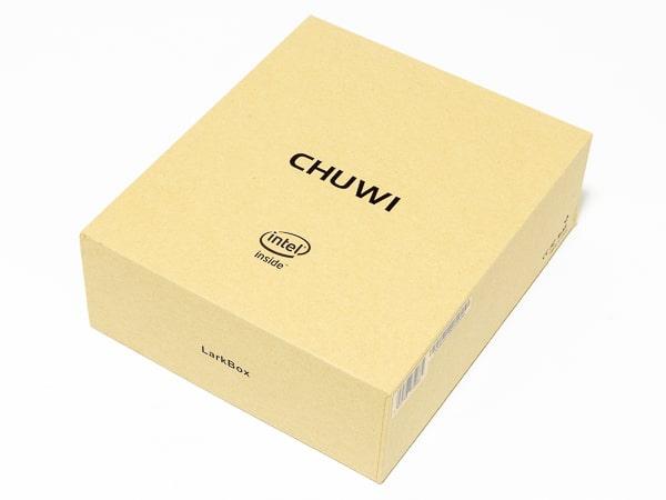 CHUWI LarkBox パッケージ