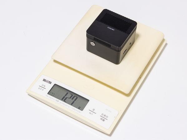 CHUWI LarkBox 重さ