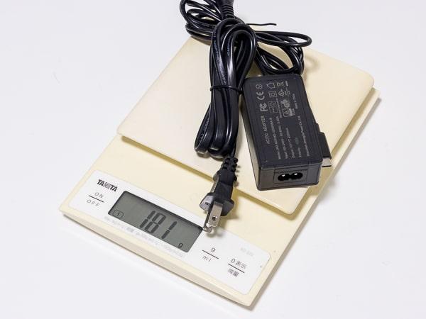 CHUWI LarkBox 電源アダプター
