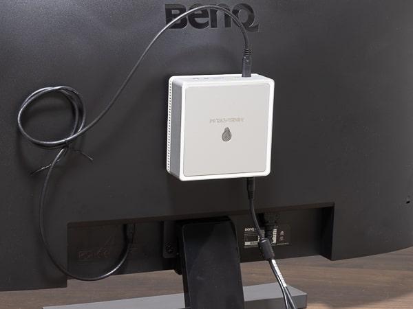 MINISFORUM DeskMini UM300 配線