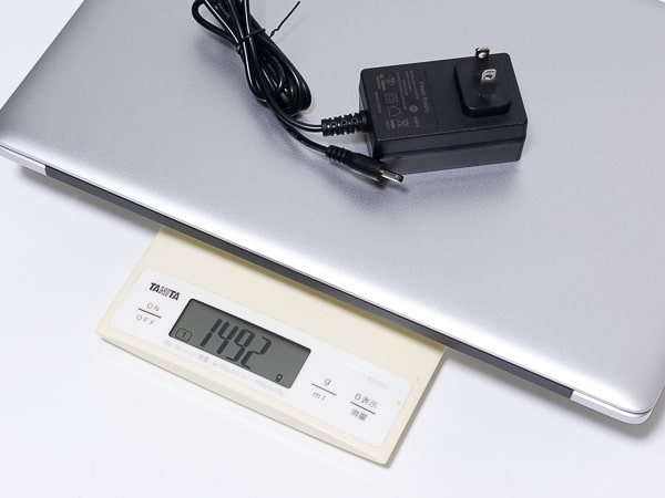MUGA ストイックPC3 電源アダプター