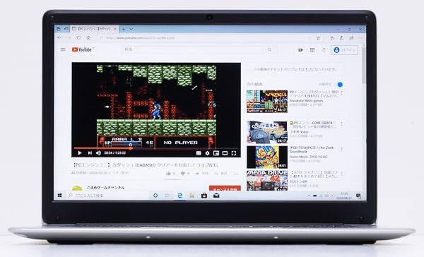 MUGAストイックPC3 YouTube