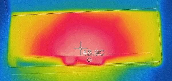 Surface Go 2の熱について