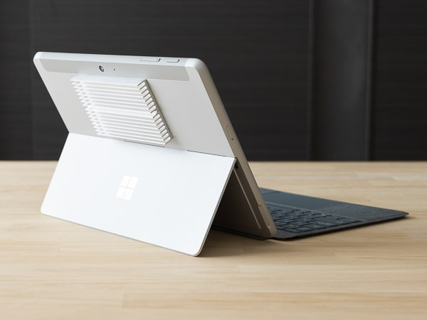 Surface Go 2 熱対策