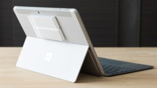 Surface Go 2の熱対策にはヒートシンクが効果あり! 50度超えの激熱&カクカク状態が改善
