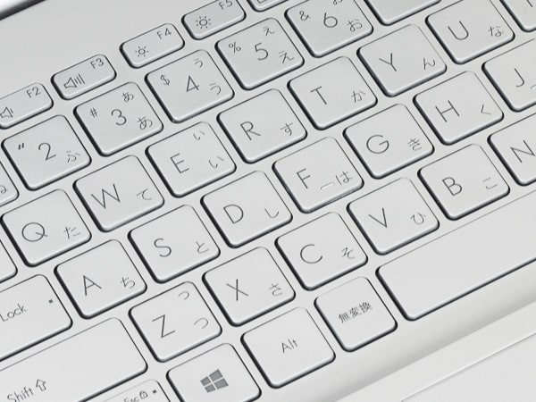 VivoBook S15 M533I タイプ感