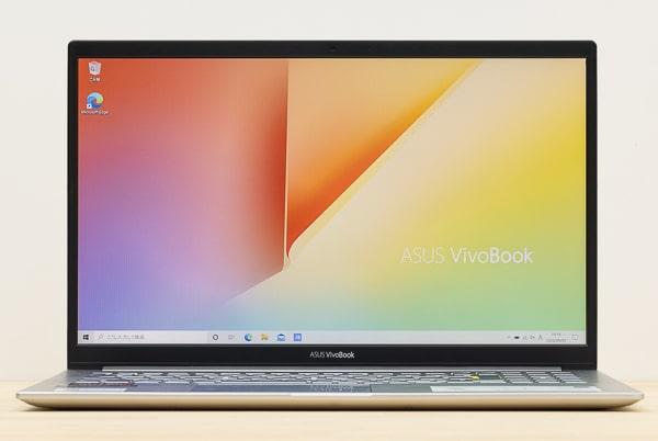 VivoBook S15 M533I グラフィックス