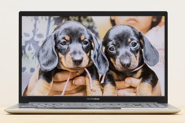 VivoBook S15 M533I ベゼル