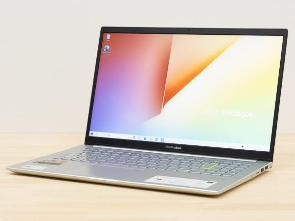 VivoBook S15 M533IA 感想