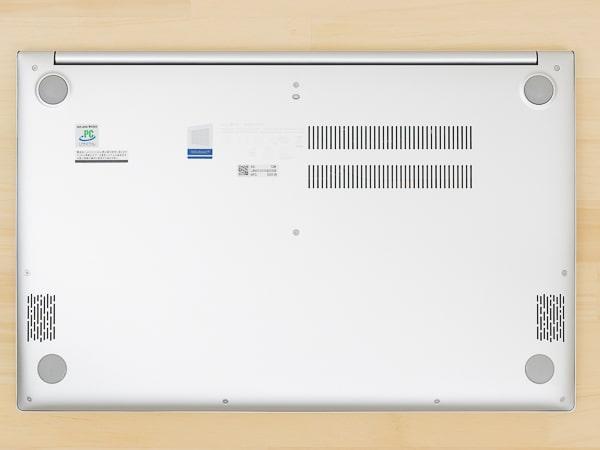 VivoBook S15 M533I 底面