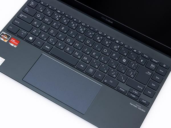 ASUS ZenBook 14 UM425IA パームレスト