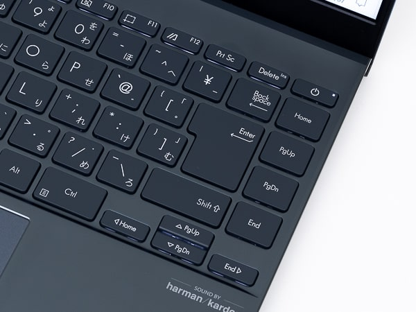 ASUS ZenBook 14 UM425IA 配列
