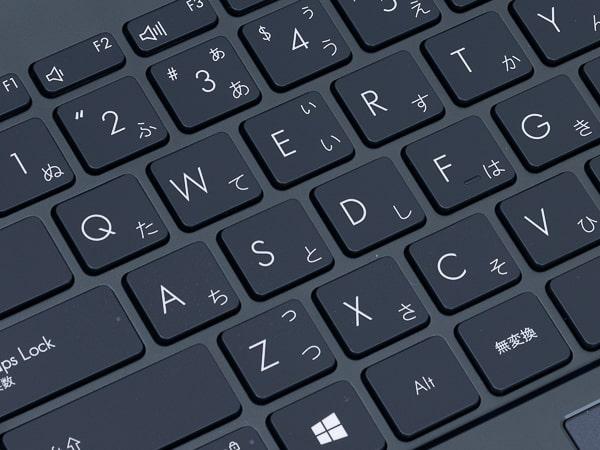 ASUS ZenBook 14 UM425IA タイプ感