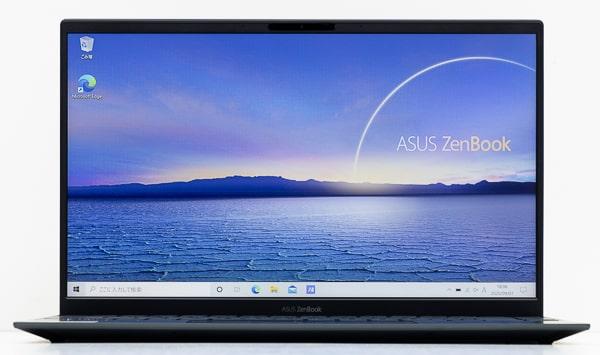 ASUS ZenBook 14 UM425IA グラフィックス