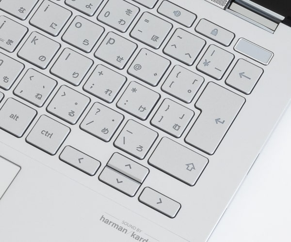 ASUS Chromebook Flip C436FA 配列