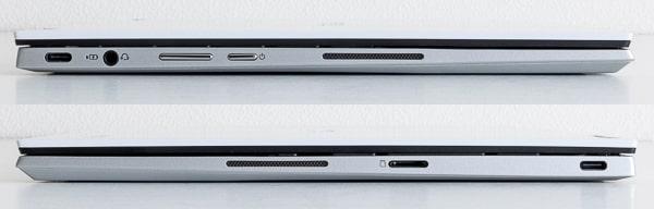 ASUS Chromebook Flip C436FA インターフェース