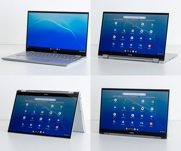 ASUS Chromebook Flip C436FA 2in1