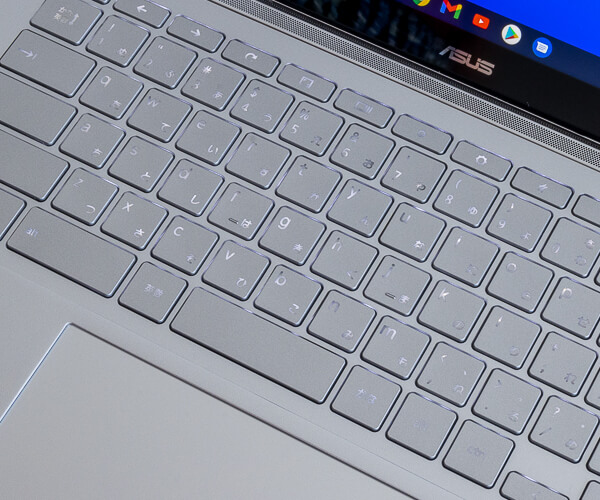 ASUS Chromebook Flip C436FA バックライト