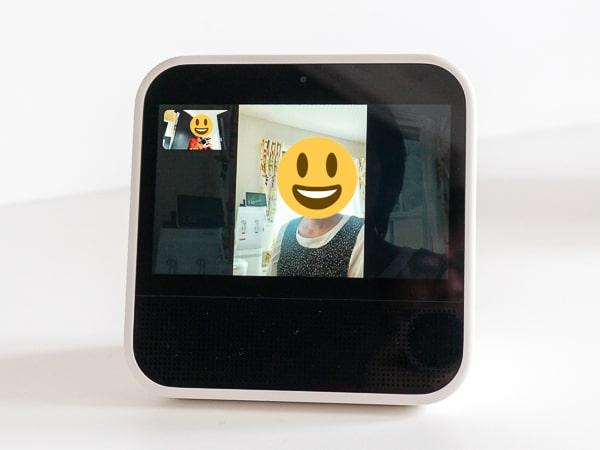 CLOVA Desk ビデオ通話