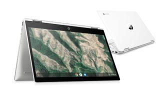 【限定10台】HP Chromebook x360 12bが2万6750円! 楽天スーパーSALEの半額アイテム対象で人気モデルが激安