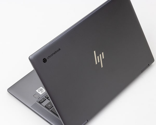 HP Chromebook x360 14c 天板