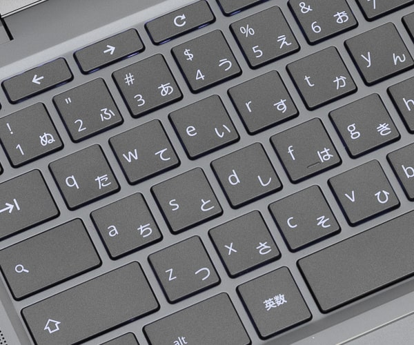 HP Chromebook x360 14c タイプ感