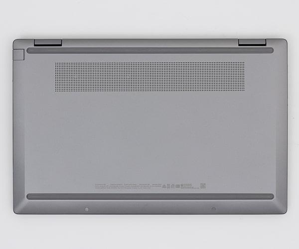 HP Chromebook x360 14c 底面