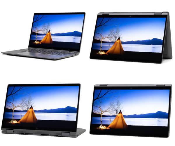 HP Chromebook x360 14c 2in1