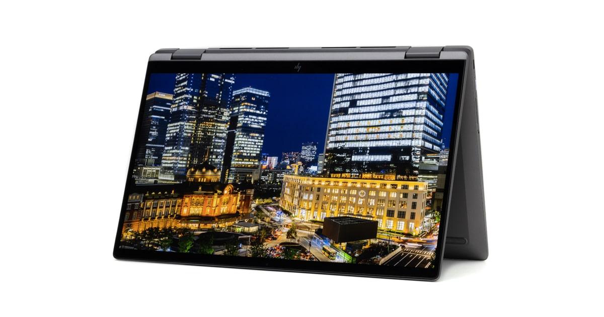 HP Chromebook x360 14c レビュー