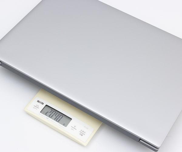IdeaPad Slim 350 17 重さ