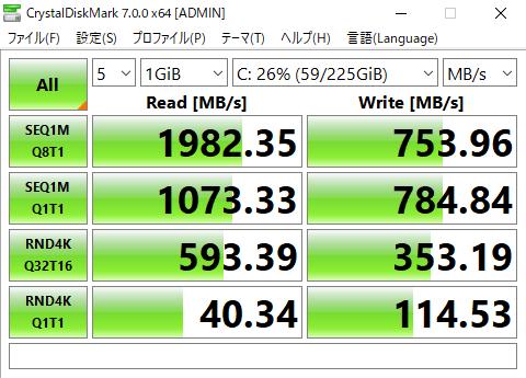 Inspiron 14 5000 (5405) SSD