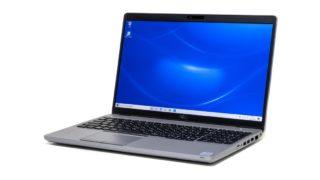 Latitude 5511 レビュー:6コア&vPro対応CPU搭載のハイパワービジネス15インチ