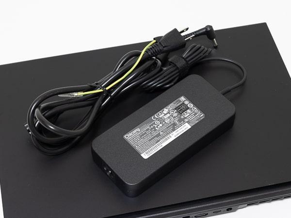 raytrek G5 電源アダプター